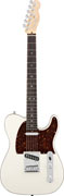 Fender American Deluxe Tele RW Olympic White Pearl