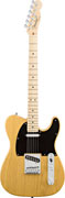 Fender American Deluxe Tele Ash MN Butterscotch Blonde