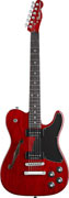 Fender Jim Adkins JA-90 Telecaster Crimson Red Transparent