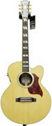 Gibson J165EC Rosewood Antique Natural