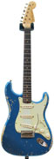 Fender Custom Shop 1962 Strat Heavy Relic Lake Placid Blue 9.5