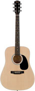 Squier SA-105 Acoustic Natural