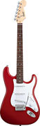Squier Bullet Strat Fiesta Red with Trem
