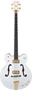 Gretsch G6136LSB White Falcon Bass