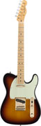 Fender 60th Anniversary Ltd Flame Top Telecaster Antique Burst