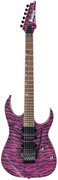 Ibanez RG870QMZ Premium Series HVV High Voltage Violet