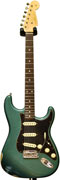Fender Custom Shop Relic 60s Midboost Strat Sherwood Green