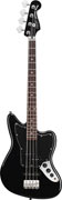 Squier Vintage Modified Jaguar Bass Short Scale Black RN