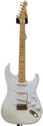 LSL Instruments Guitar Guitar Select Saticoy ST SA Vintage Cream Swamp Ash MN 'Ivory'