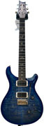PRS 2011 Custom 24 Faded Blueburst 10 Top Pattern Thin Neck V12 Finish