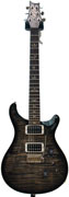 PRS Custom 24 Charcoal Burst 10 Top Pattern Regular Neck V12 Finish #172697