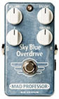 Mad Professor Sky Blue Overdrive Hand Wired Custom Shop