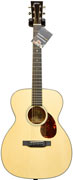 Collings  OM1 Adirondack Spruce Top Ivoroid Binding on Mahogany #18445