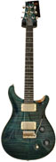 PRS Wood Library 'Dirty Dozen' Custom 22 Blue Green Wide Thin Neck #1 of 12