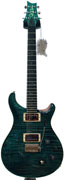 PRS Wood Library Custom 22 Dirty Dozen Blue Green Wide Thin 53/10 #2 of 12 #173972
