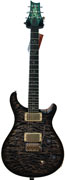 PRS Wood Library Custom 22 Dirty Dozen Charcoal Burst Pattern Regular 57/08 #12 of 12 #171932