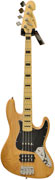 Sandberg California 4 String JM Natural With Block Inlays High Gloss