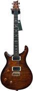 PRS 2011 Custom 22 Lefty LTD 10 Top Black Gold Wide Fat #178441