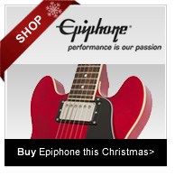 Epiphone Christmas Store