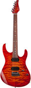 Suhr Andy Wood Signature Modern Dark Inferno Burst #14622