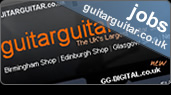 Jobs at guitarguitar