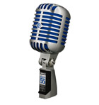Shure Super 55 II Deluxe Vocal Mic