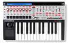 Novation 25SL MkII Midi Controller Keyboard