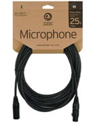 Planet Waves Classic Series Mic Cable XLR-XLR 25Ft