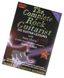 Wansbeck Teaching Tapes The Complete Rock Guitarist - Series One DVD