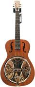 Dobro Hound Dog Round Neck