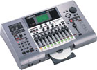 Boss BR-1600CD 16 Track Digital Recorder (Ex-Demo)