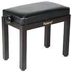 Roland RPS-30 Black Rise and Fall Piano Stool