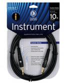 Planet Waves Custom Series 10FT Straight Guitar Cable