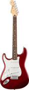 Fender Standard Strat Candy Apple Red LH RW