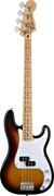 Fender Standard P-Bass Brown Sunburst MN (New Spec)