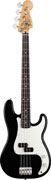Fender Standard P-Bass Black RW (New Spec)