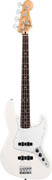 Fender Standard Jazz Bass Arctic White RW (New Spec)