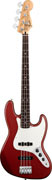 Fender Standard Jazz Bass Candy Apple Red RW (New Spec)
