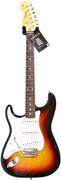 Fender Custom Shop Guitarguitar Dealer Select 59 Stratocaster Faded 3 Tone Sunburst RW LH #R68262