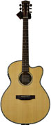 Finlayson OMCE-2G Mahogany/Spruce with Fishman Presys (Gloss Top)