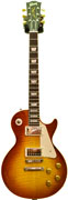 Gibson Les Paul 1959 Reissue Hard Rock Maple Stanleyburst #911595 Yamano