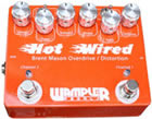 Wampler Hot Wired Brent Mason Signature Pedal