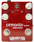 Wampler Pinnacle Deluxe Brown Sound with Switchable Boost