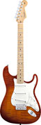 Fender American Select Strat Flame MN Dark Cherry Burst