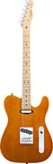 Fender American Select Tele Carved Maple Top Flame MN Amber