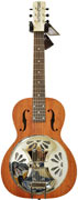Gretsch G9210 Resonator Boxcar Square Neck Natural