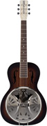 Gretsch G9220 Resonator Boxcar Round Neck Electro 2 Colour Sunburst