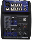 Wharfedale 502USB Mini Mixer USB