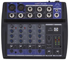 Wharfedale 802USB Mini Mixer USB