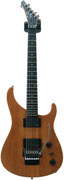 GJ2 by Grover Jackson Arete 4 Star Natural EMG HH Reverse Headstock #1429